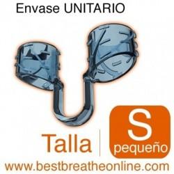 Dilatador Nasal Best Breathe® Talla S, antironquidos y para aumentar rendimiento deportivo, envase unitario