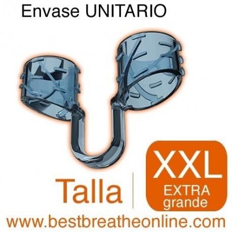 Dilatador Nasal Best Breathe® Talla XXL, antironquidos y para aumentar rendimiento deportivo, envase unitario