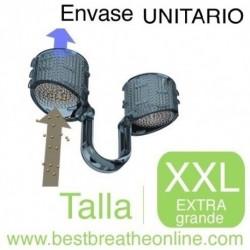 Filtro Nasal Best Breathe® - con un portafiltros talla XXL y 30 filtros de recambio