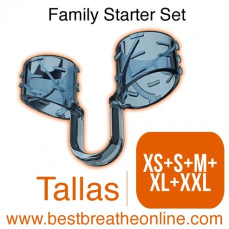 Dilatador Family Starter Set