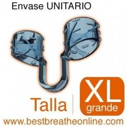 Dilatador Nasal Best Breathe® Talla XL, antironquidos y para aumentar rendimiento deportivo, envase unitarario